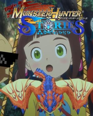 Monster Hunter Stories Ride On Abridged Abridged Series